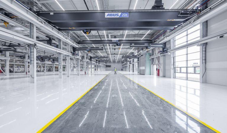 Otwarcie pierwszego etapu inwestycji dla Famot Pleszew - DMG MORI