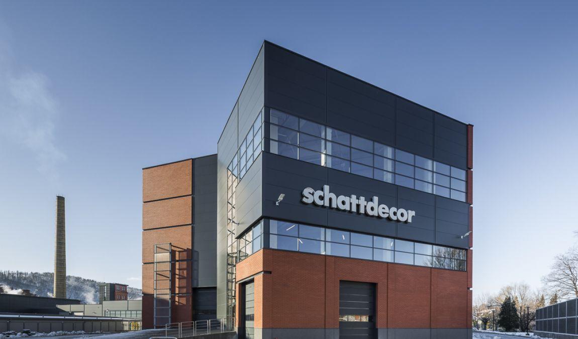 Nowatorski projekt dla Schattdecor Sp. z o.o. producenta papierów dekoracyjnych i folii preimpregnat.