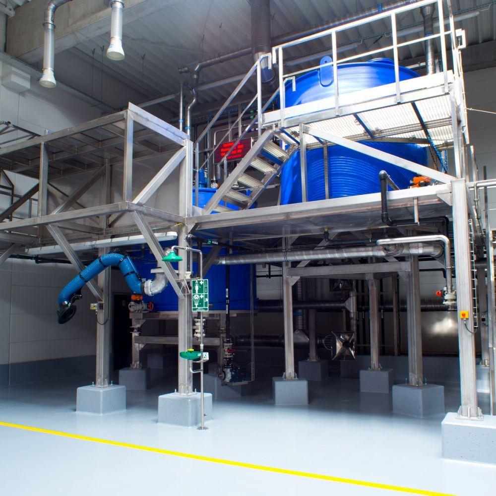 Platformy i konstrukcje produkcyjne
