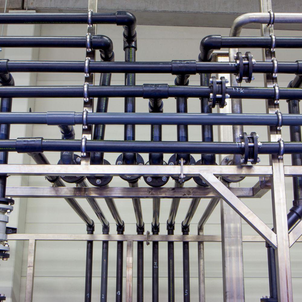 Linie oraz instalacje technologiczne