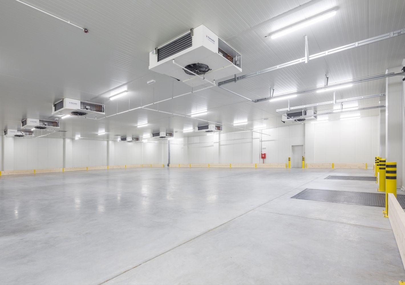 Instalacje klimatyzacji, chłodnicze