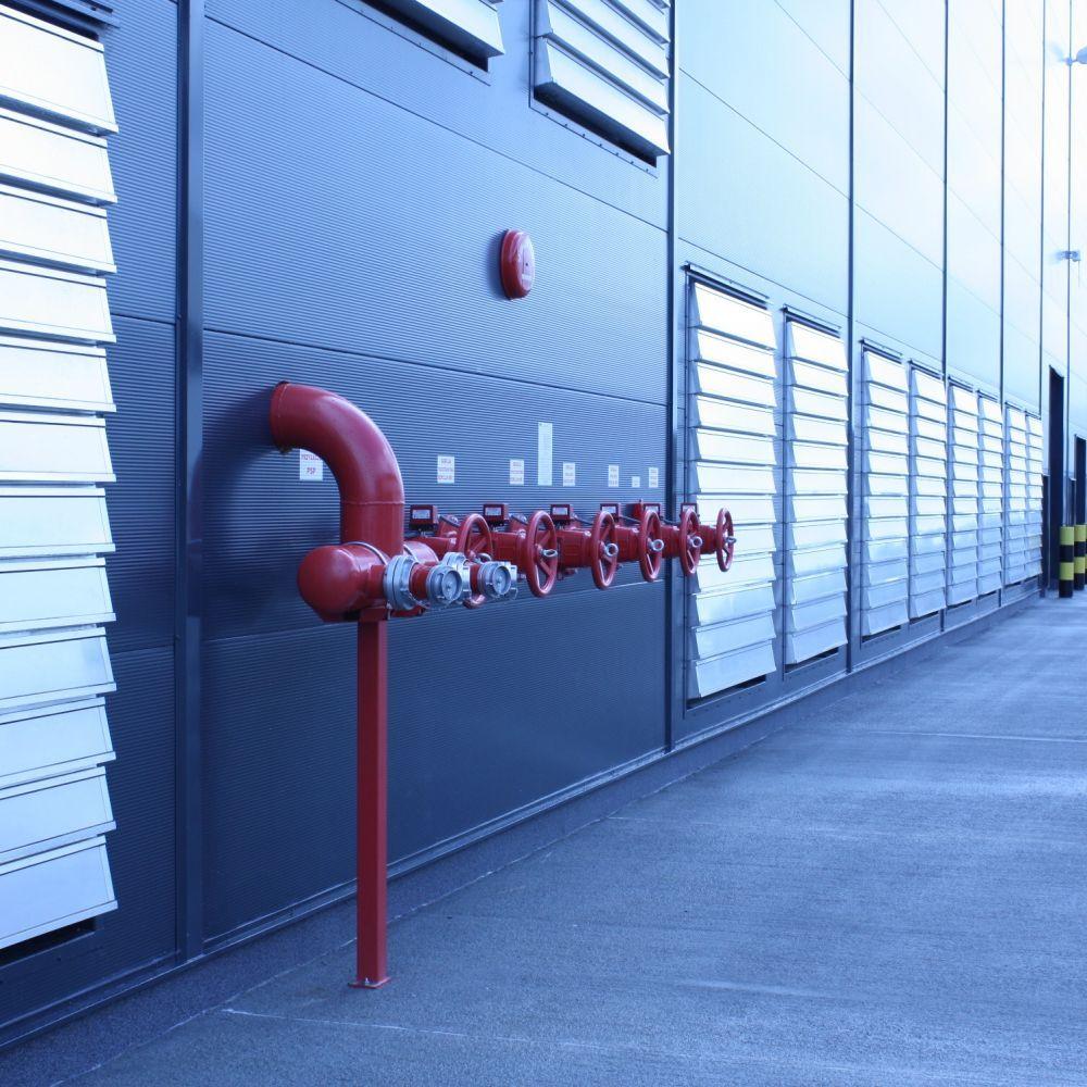 Ochrona pożarowa